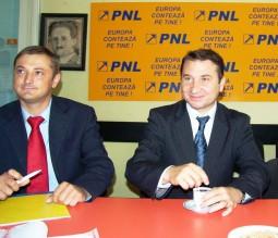 PNL Bacau a ramas in doi oameni, Palar si Stavarache