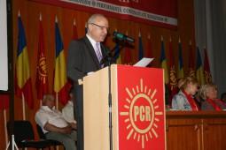 Constantin Rotaru este liderul PAS-PCR