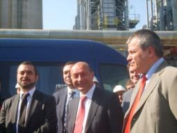 Basescu le-a promis sprijinul actualilor actionari ai RAFO Onesti