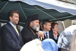Deputatul Ionel Palar nu s-a desprins de Episcopul Ioachim Bacauanul