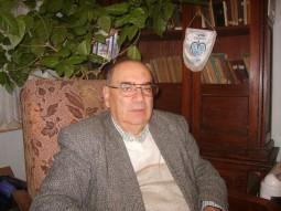 Hari Vigdar, presedintele Comunitatii Evreilor din Bacau