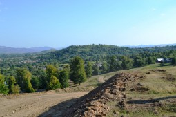 Dealul Goanta din cartierul Podei-Comanesti1
