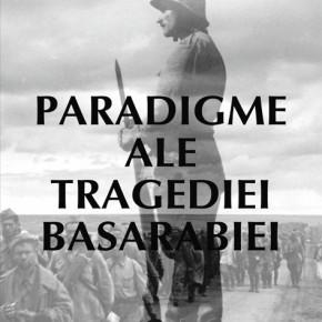 Paradigme ale tragediei Basarabiei-coperta
