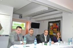 Partidul Verde are Organizatie Judeteana si in Bacau