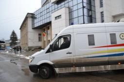 Curtea de Apel Bacau arestati