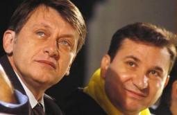 Crin Antonescu si Romeo Stavarache (sursa foto: Facebook)