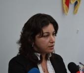 Carla Petraru, prim procuror adjunct al Parchetului Tribunalului Bacau
