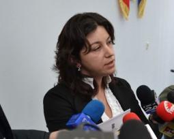 Carla Petraru, Parchetul Tribunalului Bacau