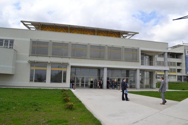 Centrul de Afaceri si Expozitii