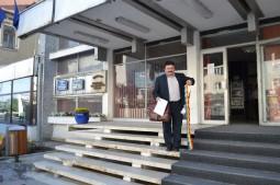 Vasile Botomei si-a depus candidatura din partea Pro Demo pentru Primaria Bacau