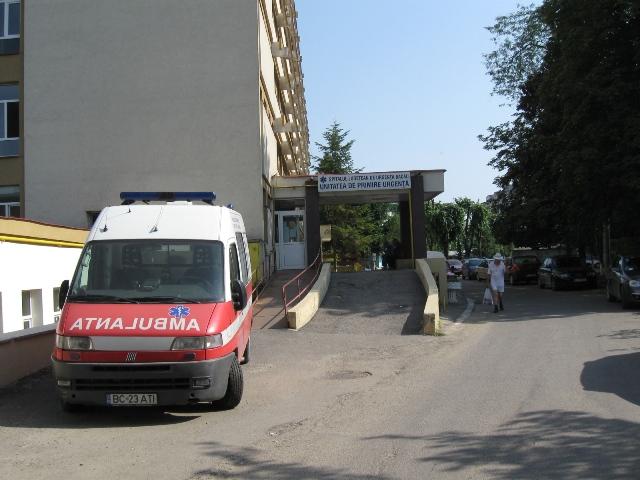 Ambulanta-Spital de Urgenta