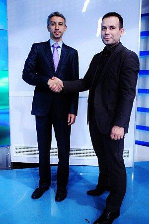 George Hristescu, Dan Diaconescu