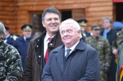 Viorel Hrebenciuc si Iulian Iancu