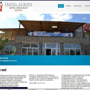 Motel Travel Europa-Bacau