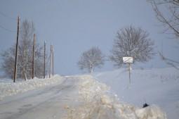 iarna pe ulitele Bacaului- Vultureni
