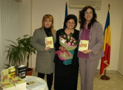 lansare de carte Georgeta Resteman-Nicosia (1)