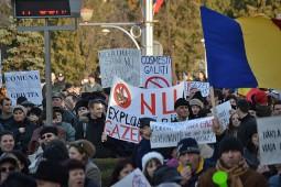 Manifestatie Barlad impotriva exploatarii gazelor de sist (10)