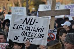 Manifestatie Barlad impotriva exploatarii gazelor de sist (11)