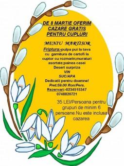 oferta 8 martie
