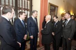 3_Seara memoriei la Palatul Elisabeta_delegatia IICCMER
