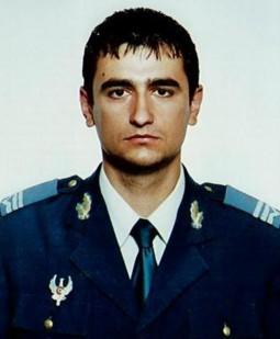 Maistrul militar Laurentiu Chiru