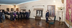 Seara memoriei la Palatul Elisabeta Sala Regilor