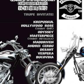 Tabara Moto Rock de la Ghereiesti