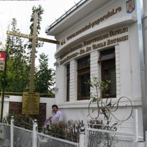 Vasile Botomei, Casa pentru Apararea Drepturilor Omului