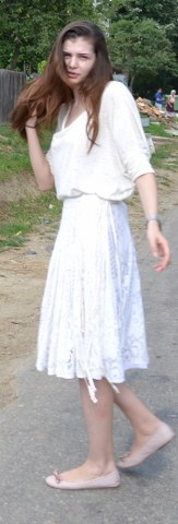 Monica Columbeanu a ramas orfana (2)