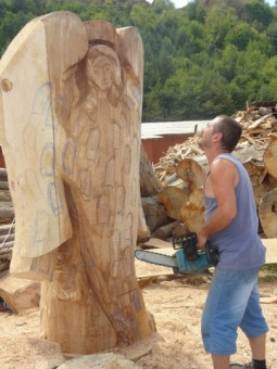 tabara sculptura-pictura