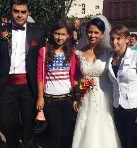 Mihaela Badic s-a maritat! (1)