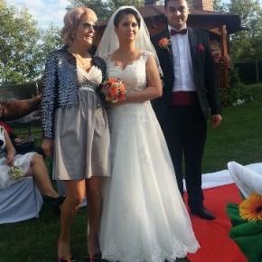 Mihaela Badic s-a maritat! (3)