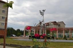Monumentul Tristan Tzara