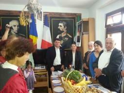 Vasile Botomei, la ceremonie (3)