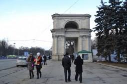 Arc de Triumf Chisinau