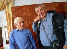 Diomod Savca si Florin Filioreanu