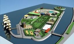 Insula de Agrement din Bacau