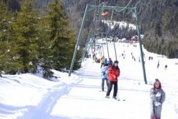 Partie de schi de la Bucsin (3)