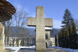 crucea Bisericii Voronet