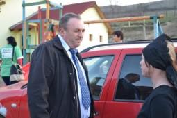 Primarul Bogdan Popa
