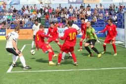Romania 2013 minifotbal