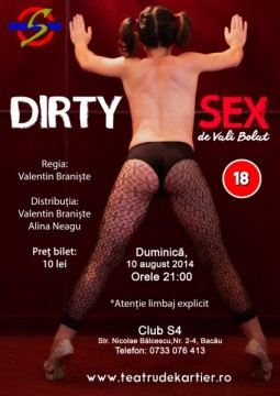 Dirty Sex-afis