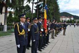 Festivitatea de absolvire Targu Ocna (1)