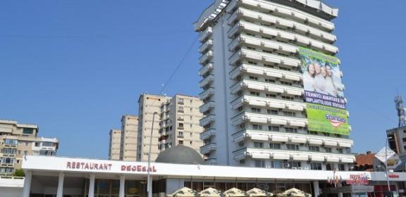 Hotel Decebal din Bacau (2)