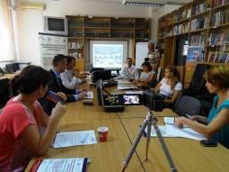 lansare proiect pentru reinfiintarea fanfarei din Corbasca