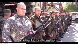 Batalion de romani in Donetk