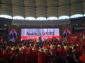 Victor Ponta si Iurie Leanca, pe Arena Nationala (1)