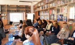 Darren Thies conferentiaza in Bacau (1)