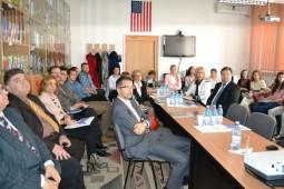 Darren Thies conferentiaza in Bacau (2)