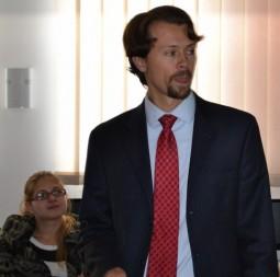 Darren Thies conferentiaza in Bacau (4)